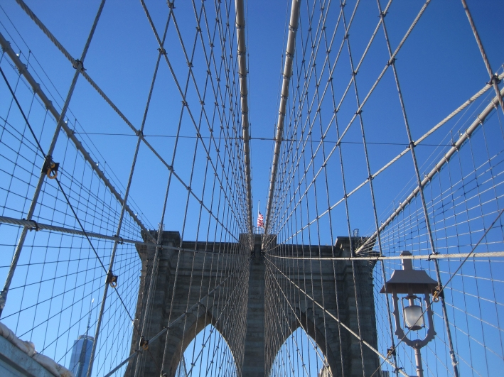 4 Brooklyn bridge