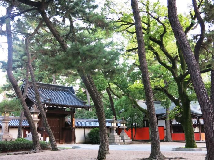 2b Den Sumiyoshi taisha
