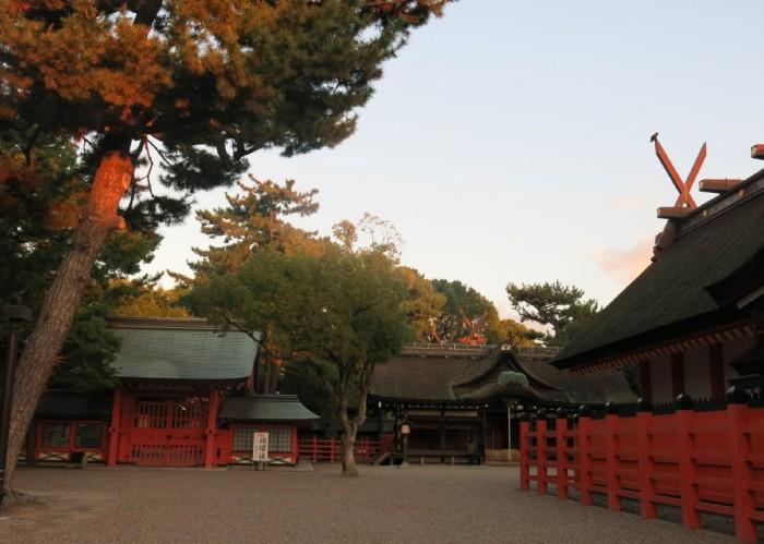 2d Den Sumiyoshi taisha