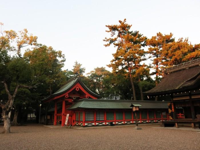 2e Den Sumiyoshi taisha