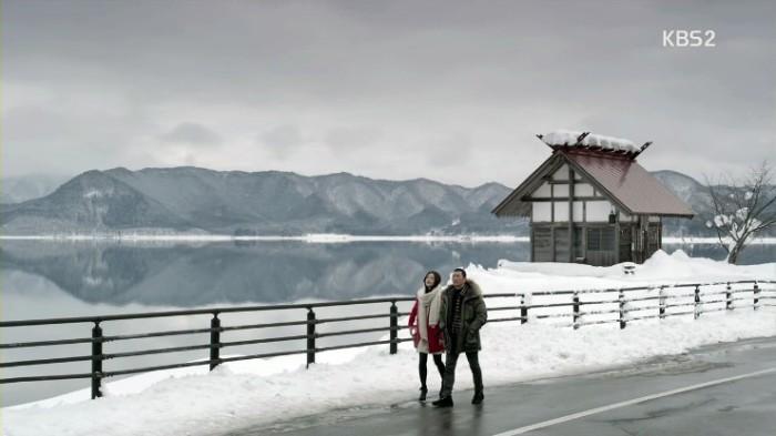 """Những hình ảnh đẹp về xứ tuyết thơ mộng trong """"IRIS"""" đã lôi kéo rất nhiều du khách tìm đến Akita, Nhật Bản"""