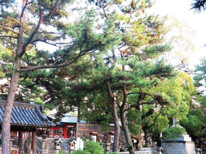 2f Den Sumiyoshi taisha