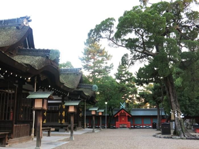 2g Den Sumiyoshi taisha