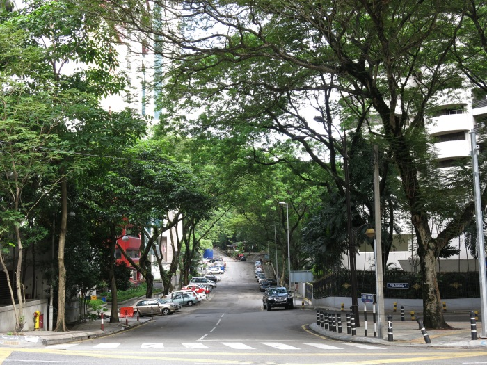 Một trong những điều làm tôi phiền lòng khi ở Malaysia đó là: sao Malay mà giàu và sạch vậy? Nhật Bản giàu và sạch đã đành là một nhẽ..