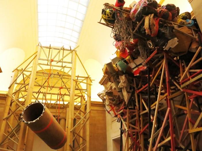 Nghệ thuật hiện đại trong viện bảo tàng Tate Britain