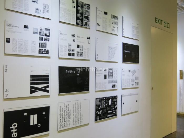Triển lãm nghệ thuật sắp chữ và in ấn tại một ga tàu điện 1 (1)