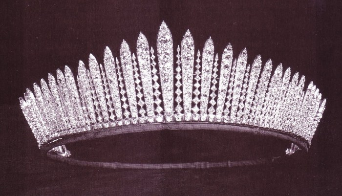 gracie jewellery hanoverian tiara