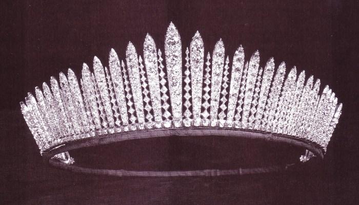 gracie jewellery hanoverian tiara