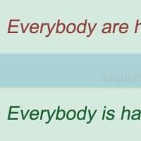 Một số lỗi sai thường gặp của người học tiếng Anh