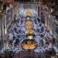 Đón Giáng sinh ở London